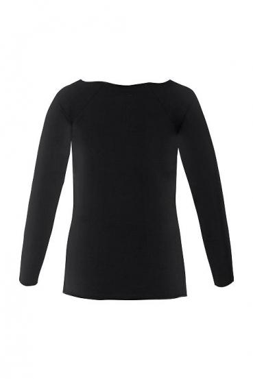 Bluza bez kaptura PENNY SWEATSHIRT czarna_5