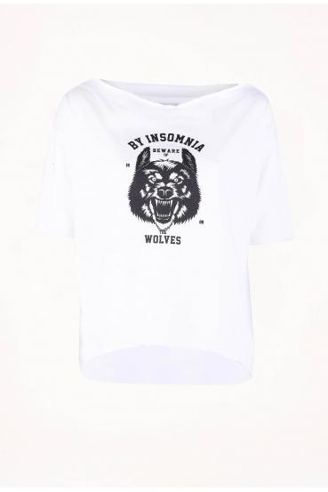 "MEGAN T-SHIRT 2 ""WOLF"""