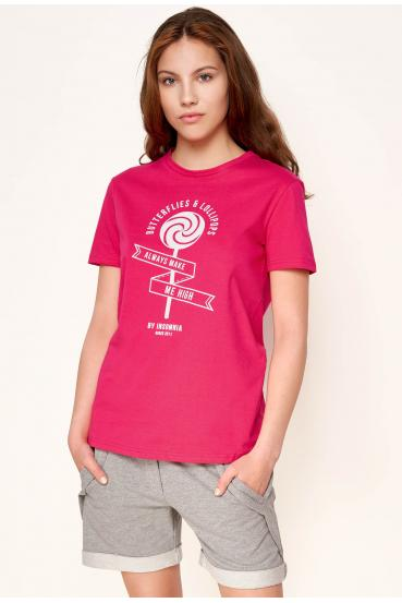 "ALPHA T-SHIRT ""LOLLIPOP"""