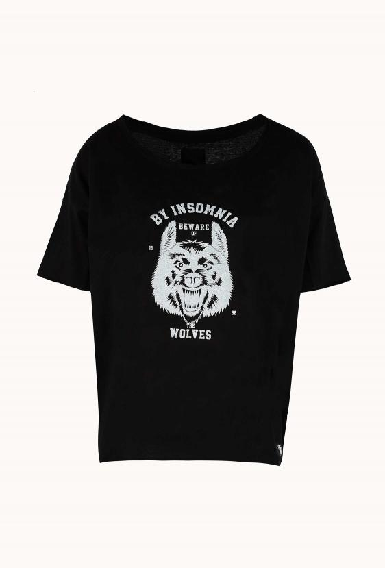 """SABINA T-SHIRT """"WOLF"""""""