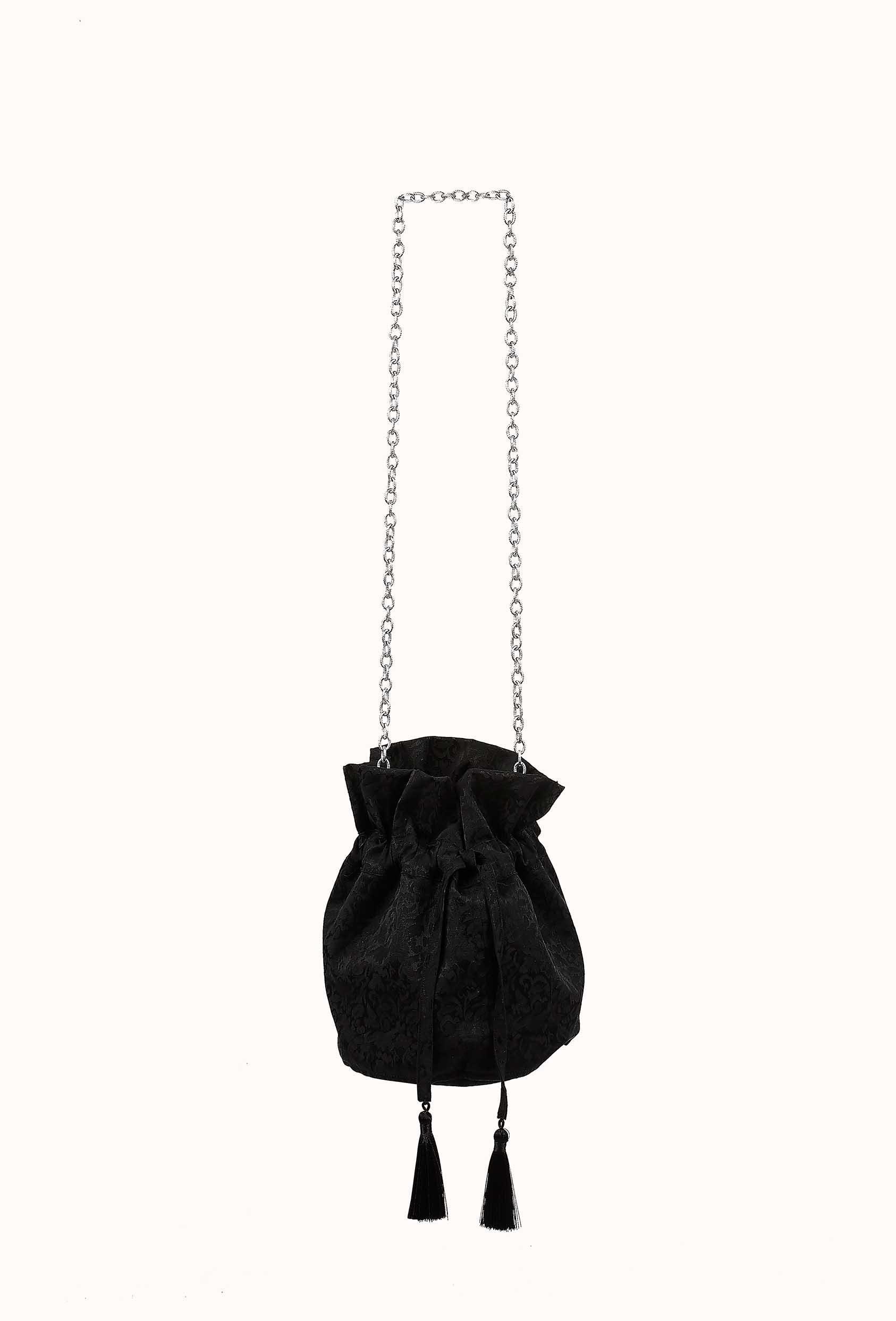 Torba na ramię DARLENE BAG czarna_1