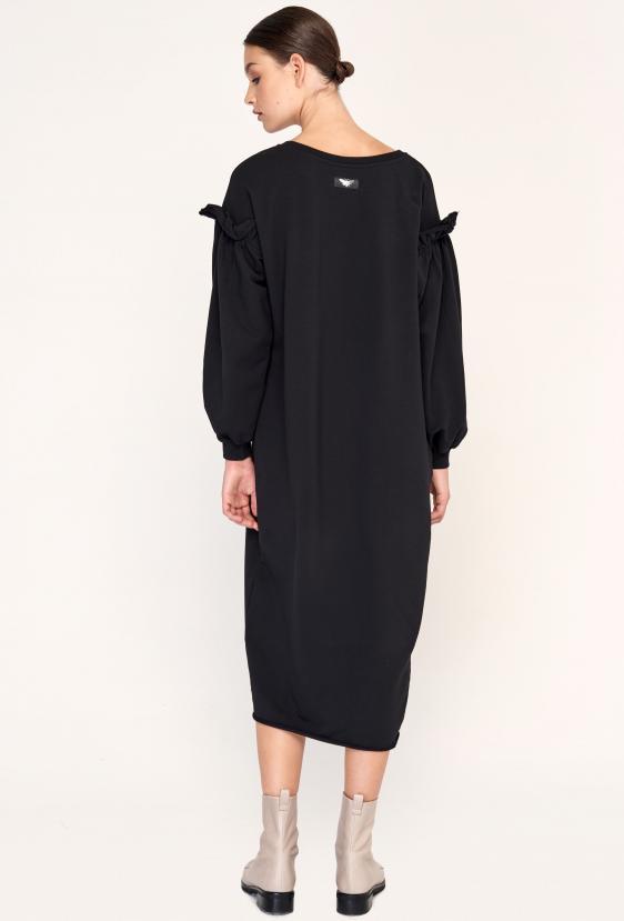 Sukienka midi ETTA DRESS