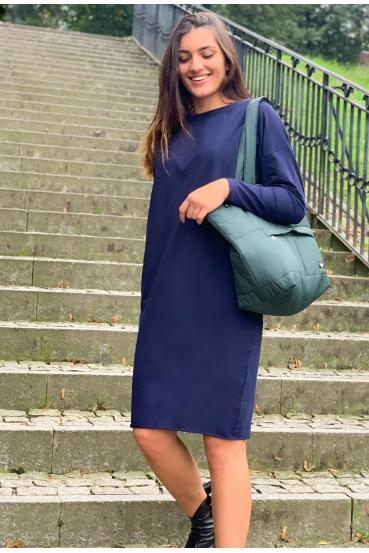 Torba na ramię MATILDA SHORT BAG butelkowa zieleń_2