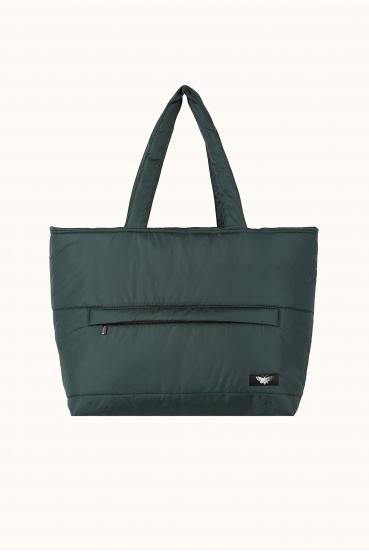 Torba na ramię MATILDA SHORT BAG butelkowa zieleń_4