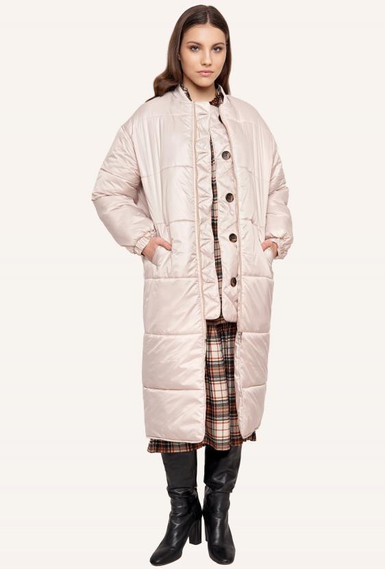 Płaszcz pikowany FLAVIE COAT
