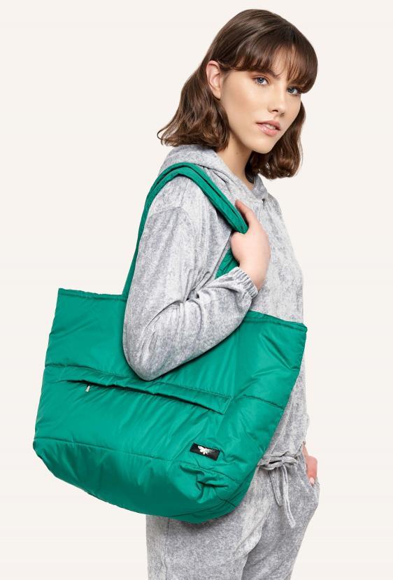 Torba na ramię MATILDA SHORT BAG zielona_1