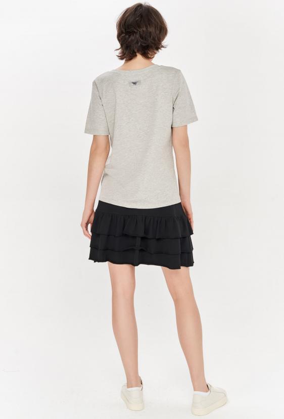 Koszulka prosta ZALIA T-SHIRT