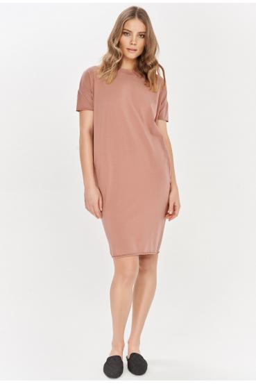 Sukienka mini ALANA DRESS 2 różowa