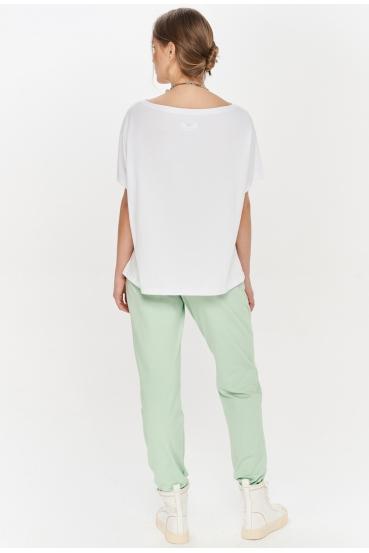 Koszulka oversize NANETTE T-SHIRT biała_2