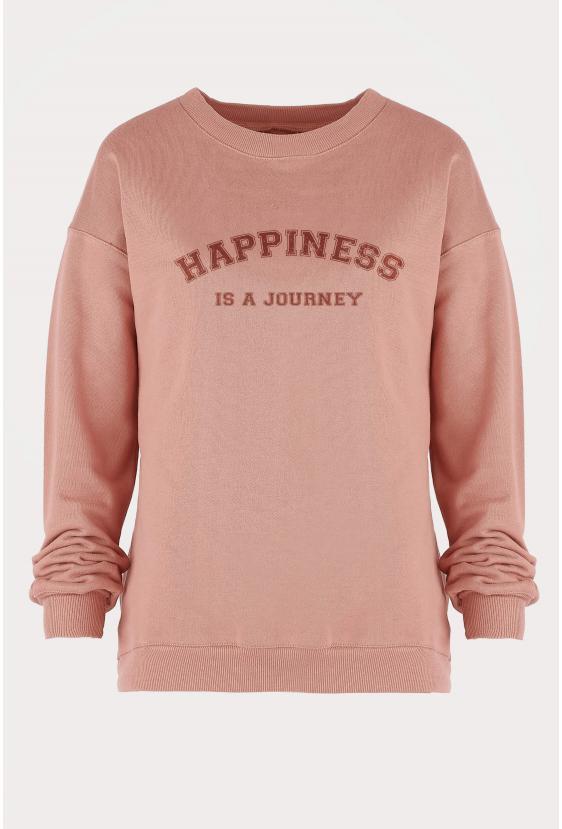 "DAMIA BLOUSE ""HAPPINESS"""