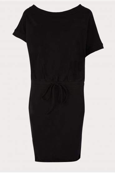 Sukienka mini BAMBI DRESS czarna_3
