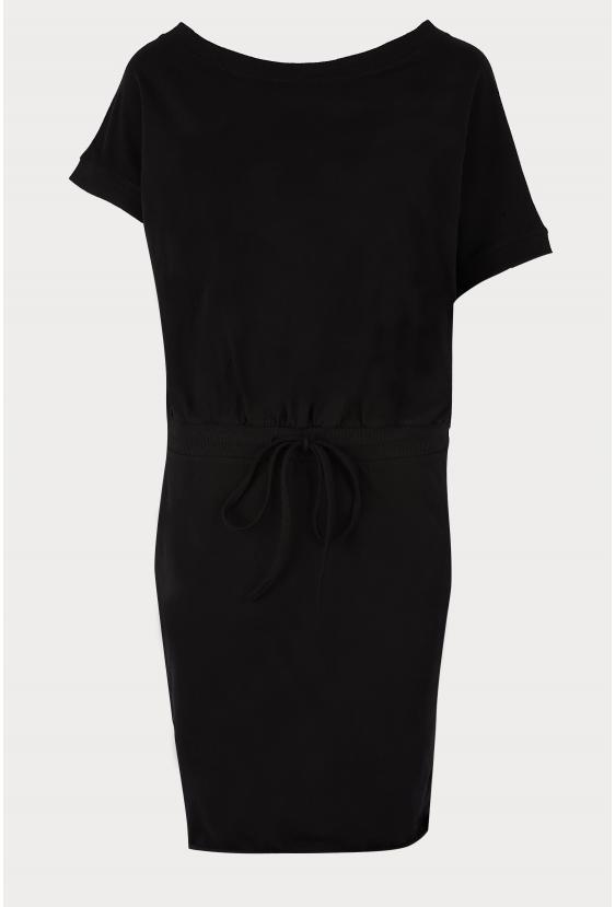 Sukienka mini BAMBI DRESS czarna