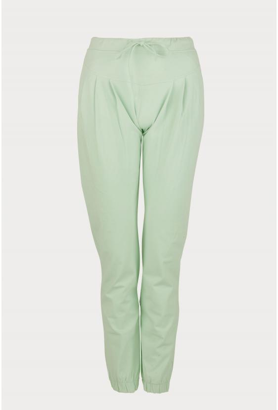 Spodnie bawełniane DELORA...