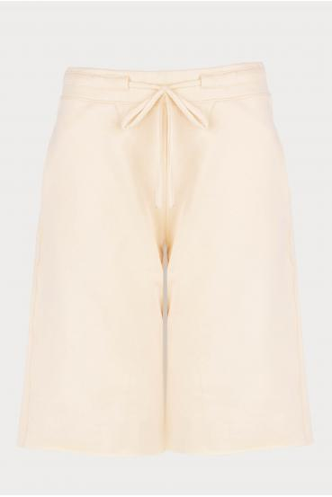 Spodnie krótkie CHARLIE SHORTS biszkoptowe_2