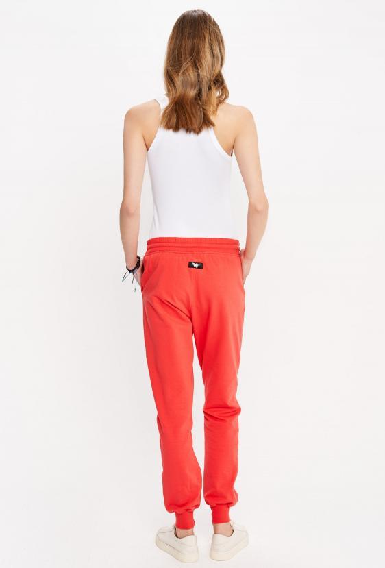 Spodnie bawełniane MADALINE...
