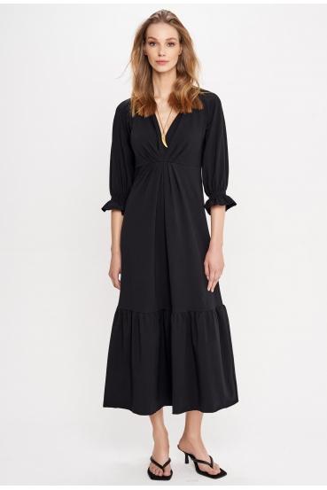 Sukienka maxi FARON DRESS