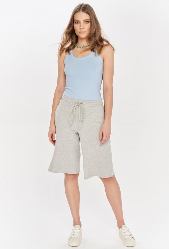Spodnie krótkie CHARLIE SHORTS szare