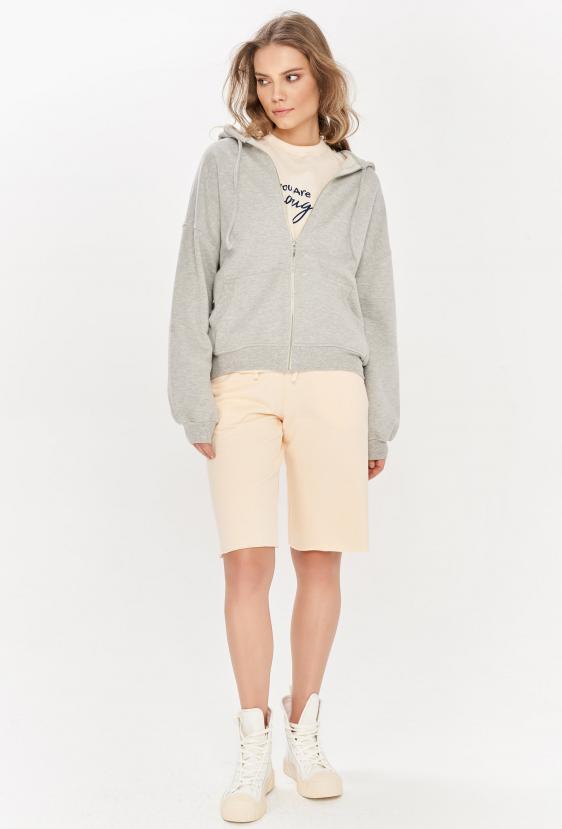 Spodnie krótkie CHARLIE SHORTS biszkoptowe