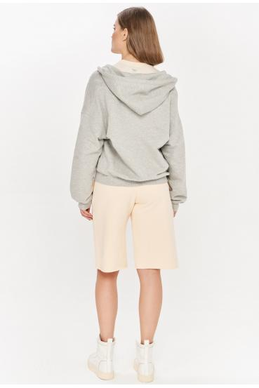 Spodnie krótkie CHARLIE SHORTS biszkoptowe_1