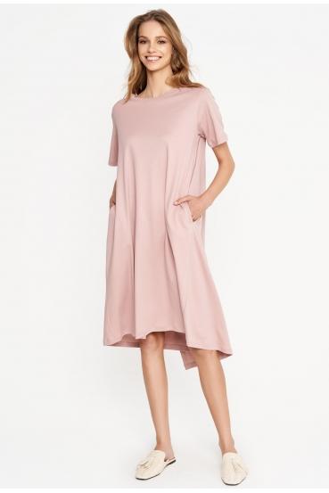 Sukienka midi JOVANNA DRESS
