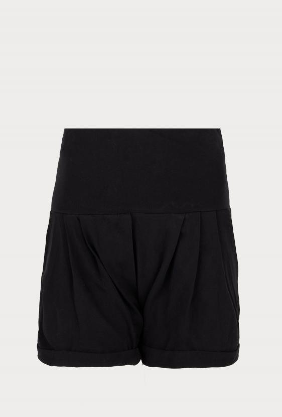 Spodnie krótkie NORA SHORTS 2 czarne