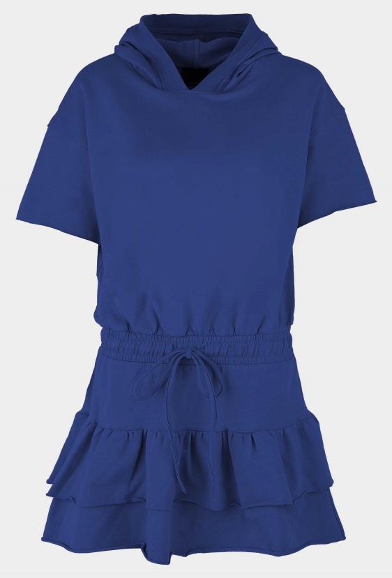 Sukienka mini CARLOTA DRESS granatowa