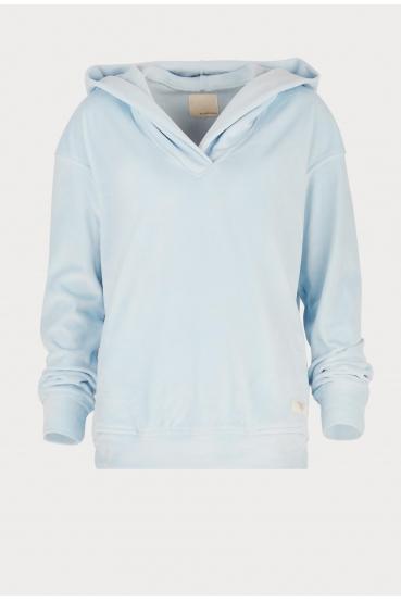 Bluza z kapturem MILLIE JUMPER LTD błękitny_2