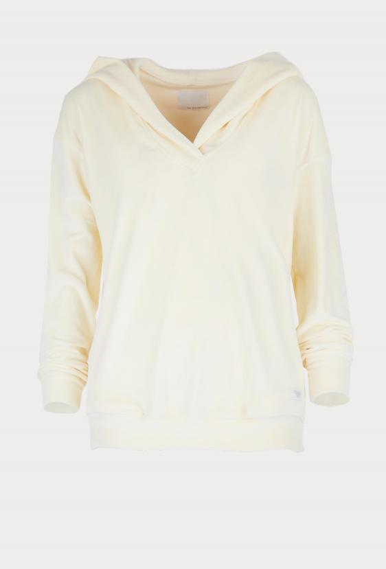 Bluza z kapturem MILLIE JUMPER LTD zółta