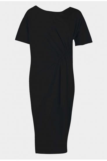 Sukienka midi TANYA DRESS czarna_4