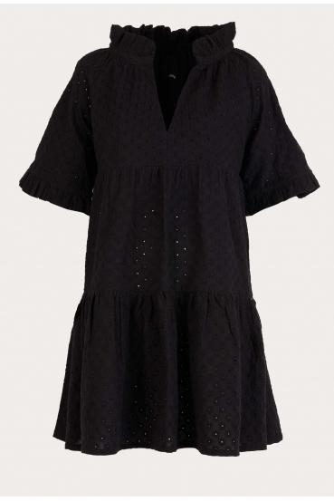 Sukienka mini GISEL DRESS LTD czarny_2