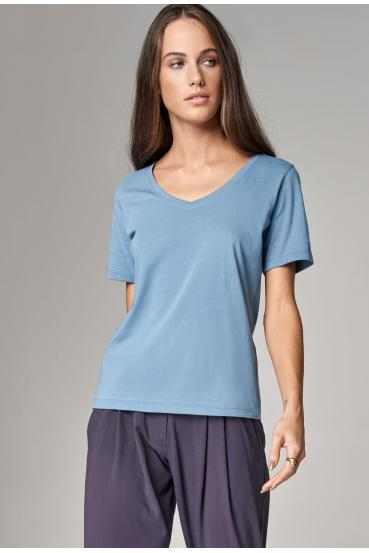 Koszulka prosta ZALIA T-SHIRT górskie jezioro